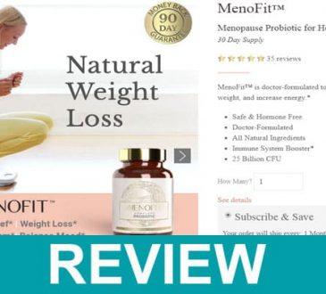 Menofit Reviews 2020