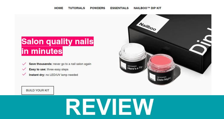 Nailboo Reviews 2020