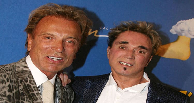 Siegfried and Roy Wiki 2020