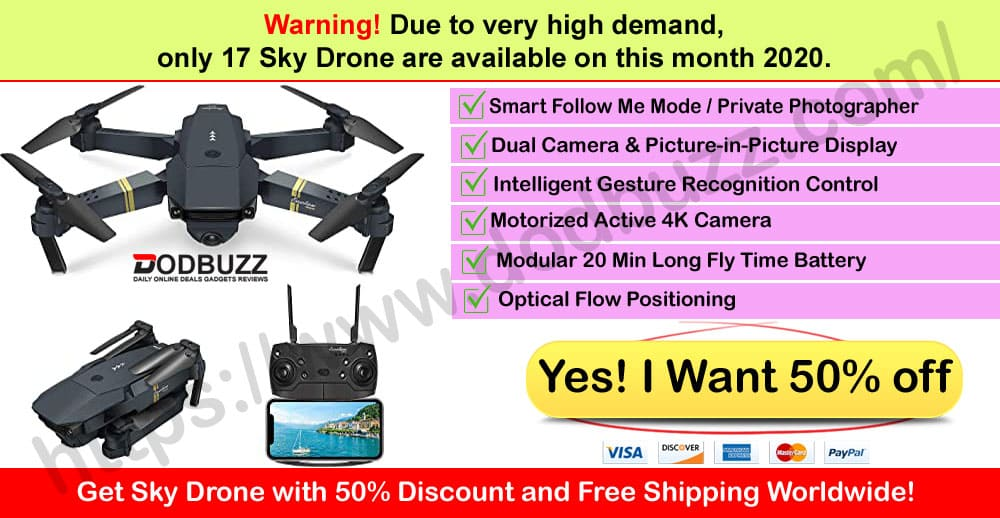 Skye Drone Where to Buy