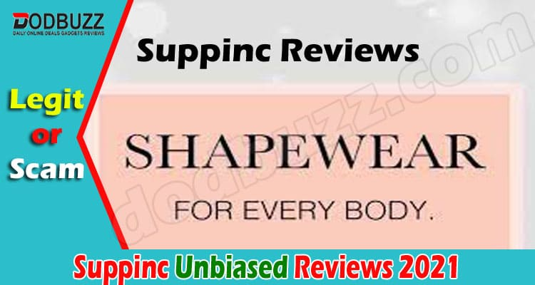 Suppinc Reviews {May} - Is this a Fake Scam or Legit