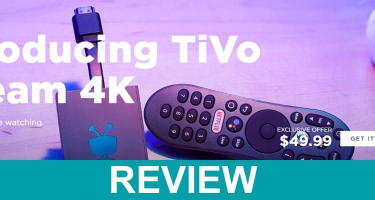 Tivo Stream 4k Review 2020