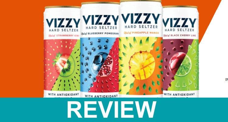 Vizzy Hard Seltzer Reviews 2020