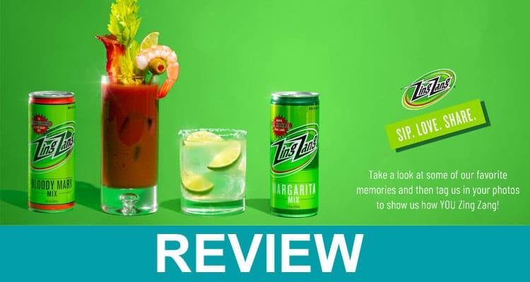 Zing Zang Margarita MIX Review 2020