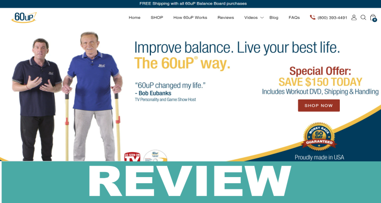 60up reviews