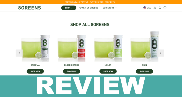 8greens Reviews