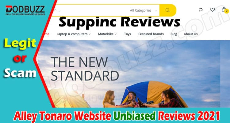 Alley Tonaro Website Reviews [June] Is It Secure to Buy