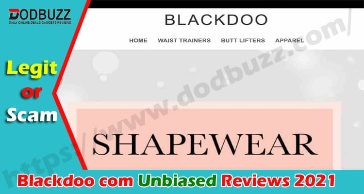 Blackdoo com Reviews [June] Read Post Before Shopping Here