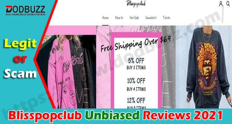 Blisspopclub Reviews [June] Is This a Genuine Site