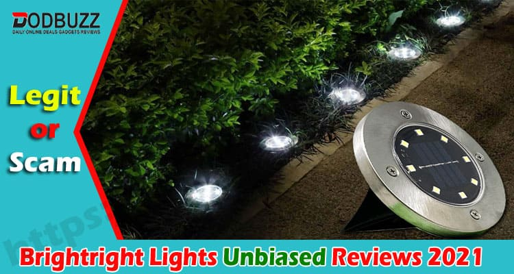 Brightright Lights Reviews {April} Is This A Scam or Not
