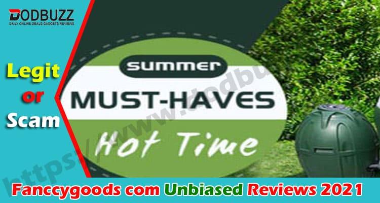 Fanccygoods com Reviews {June} – Read It Now!