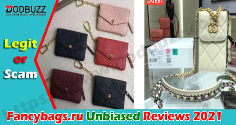 Fancybags.ru Reviews [July] Read This Review Before Buying