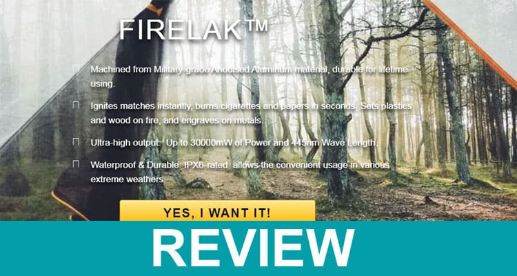 Firelak Laser Reviews 2020