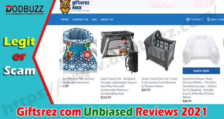 Giftsrez com Reviews [June] Is it a Legit Site or Not