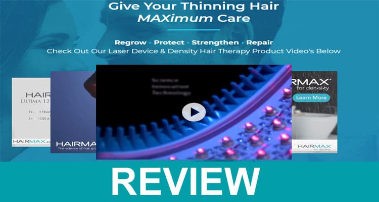Hairmax Laser Cap Reviews 2020