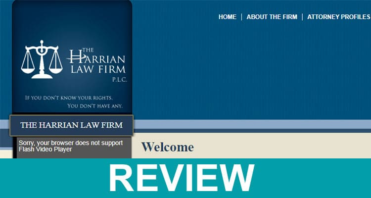 Harrian Law Firm Reviews 2020