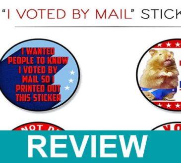 Ivotedbymail com Stickers 2020
