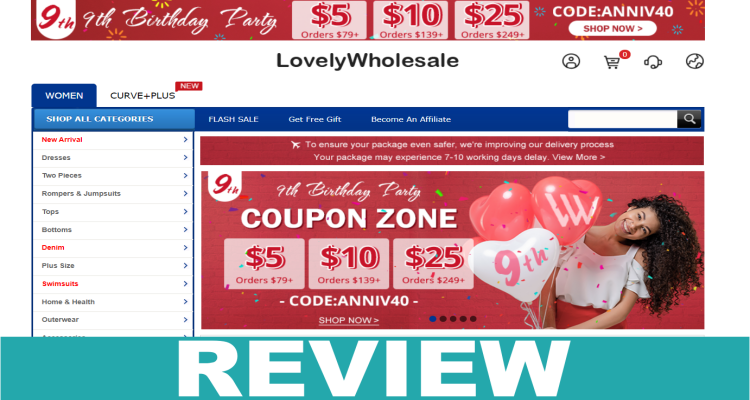 Lovelywholesale Reviews