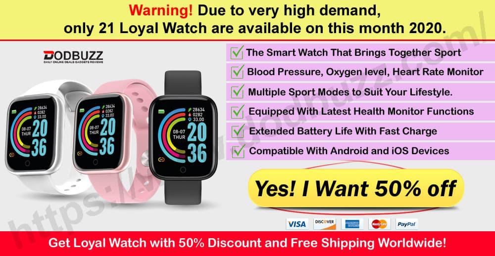 Loyal Watch Where to Buy