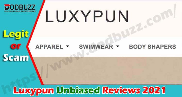 Luxypun Reviews {June 2020} Is Luxypun.com Legit or Scam