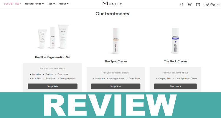 Musely Spot Cream Reviews