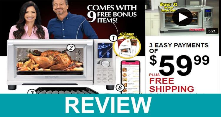 Nuwave Bravo XL Air Fryer Oven Reviews 2020
