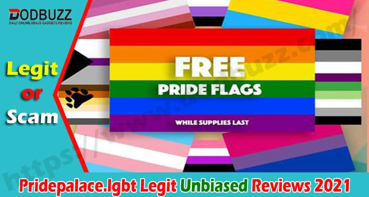 Pridepalace.lgbt Legit [June] Is This A Reliable Site