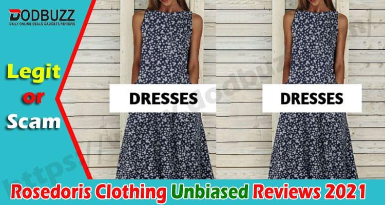 Rosedoris Clothing (June) Is It Offering Profitable Deals