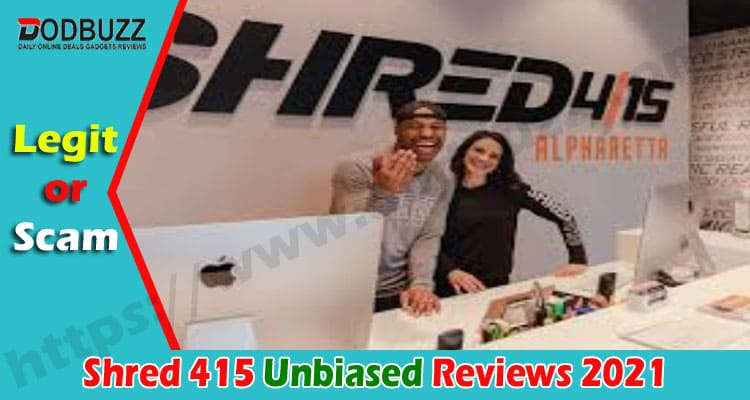 Shred 415 Reviews [June] – Are They Worth the Hype