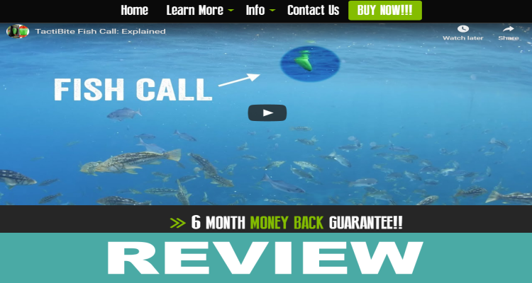 Tactibite Fish Call Reviews
