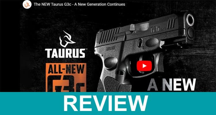 Taurus g3c 9mm Reviews 2020