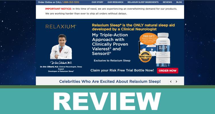 Tryrelaxium.com Reviews