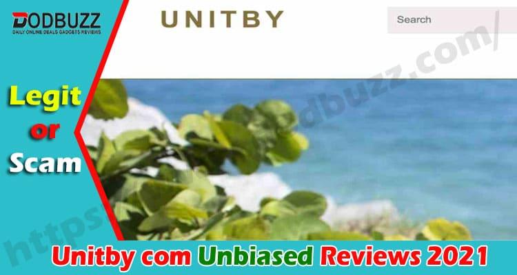 Unitby com Reviews [June] Is This A Legitimate Website