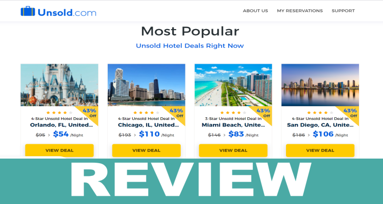 Unsold Vacations Com Reviews