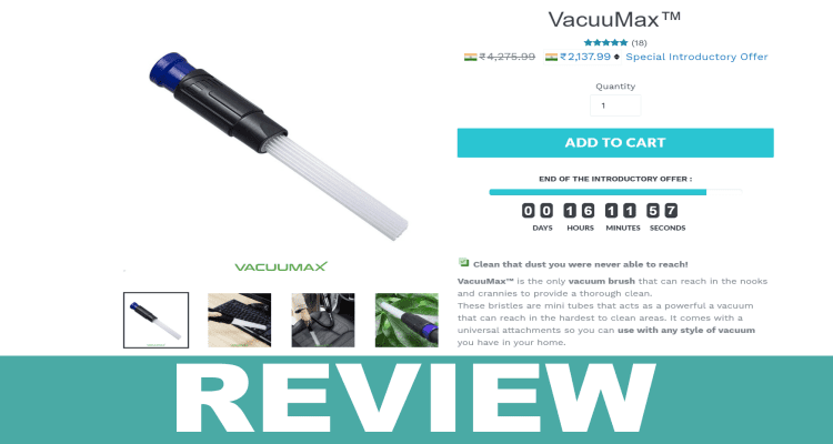 Vacuumax Reviews