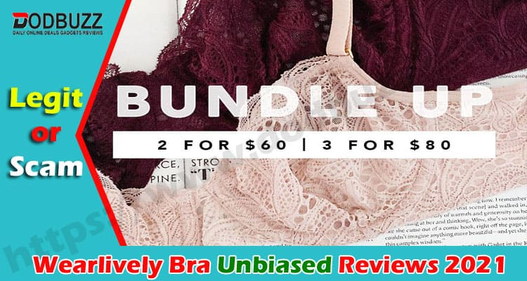 Wearlively Bra Reviews [June] Are They Worth the Hype