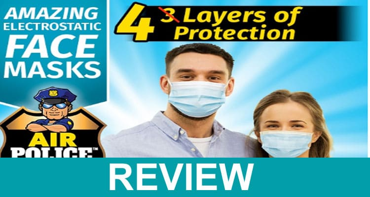 airpolice4 Face Mask Reviews 2020