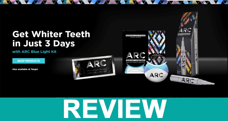 Arc Whitening Booster Reviews