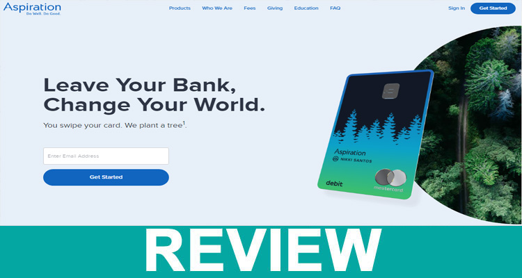 Aspiration Debit Card Rwebsite