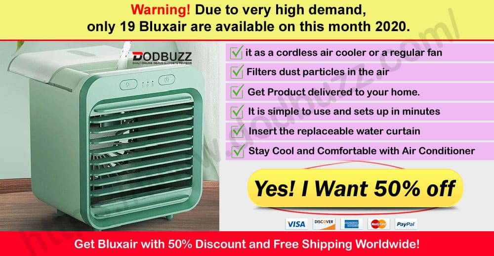 Bluxair Portable Air Conditioner where to buy