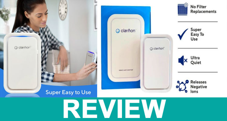 Clarifion Air Ionizer Reviews