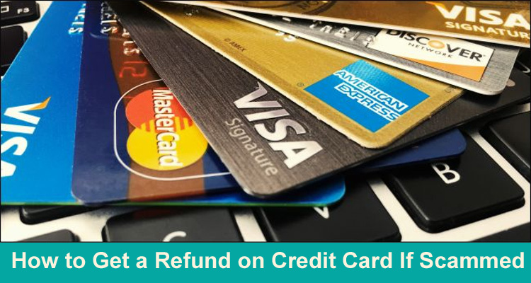 Credit Card If Scammed