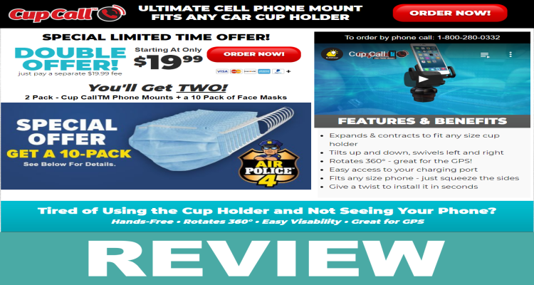 Cup Call Reviews