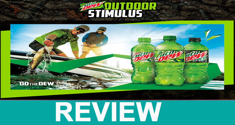 Dew Outdoors com Stimulus {July} - Is It an Authentic Website