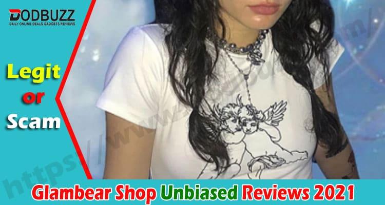 Glambear Shop Reviews [Jan 2021] - Is It the legit Business