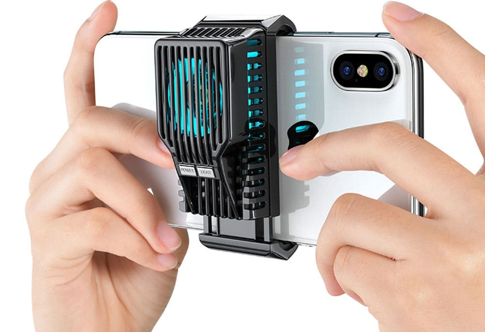 Phone Cooler Review