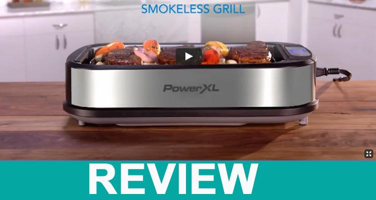 Powerxl Smokeless Grill Reviews