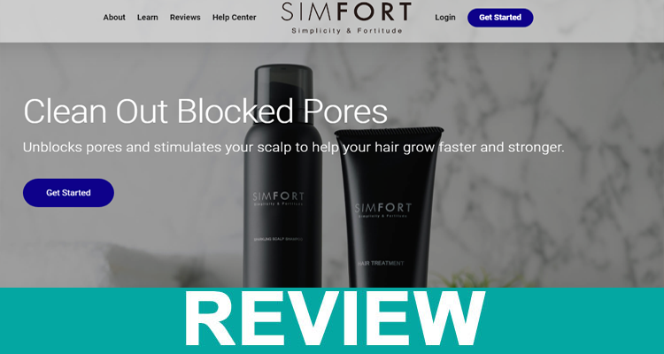 Simfort Shampoo Reviews