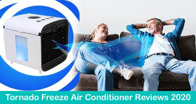 Tornado Freeze Air Conditioner Review 2020 on dodbuzz