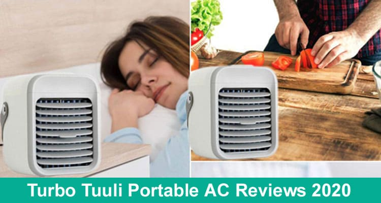 Turbo Tuuli Portable AC Reviews 2020